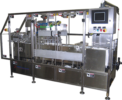 CMTS Continuous Motion Tray Sealer