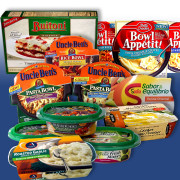 Orics ready meals filling and sealing machines