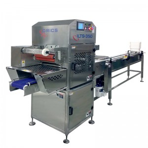 ILTS-350 Orics ILTS In Line Tray sealer machine