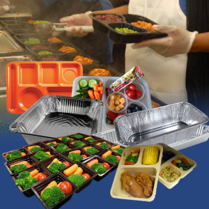 ORICS Key Market - Industrial and food service