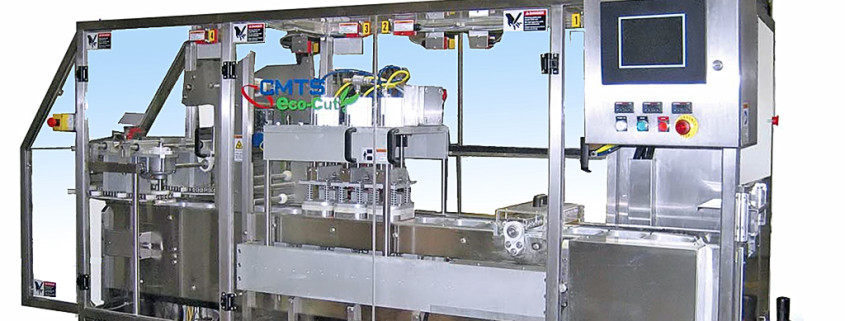 Orics CMTS Filling Sealing Machine