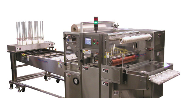 Orics carrier less filling and sealing machine
